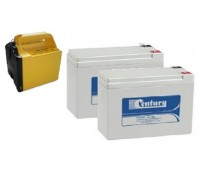 Enviromower Battery Kit