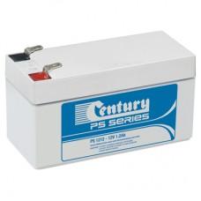 Century PS1212 12v 1.2Ah battery