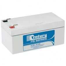Century PS1232 12v 3.2Ah battery